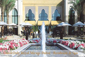 One&Only Royal Mirage Dubai - Residence & Spa
