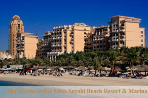 The Westin Dubai Mina Seyahi Beach Resort & Marina Dubai